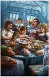 The Merry Halflings