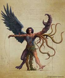 Strange Magic Cover by joeshawcross