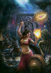 Whispers of the Dark Daeva by joeshawcross