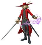 Red Mage by joeshawcross