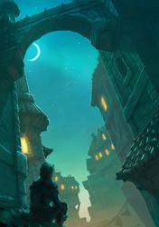 Night by joeshawcross