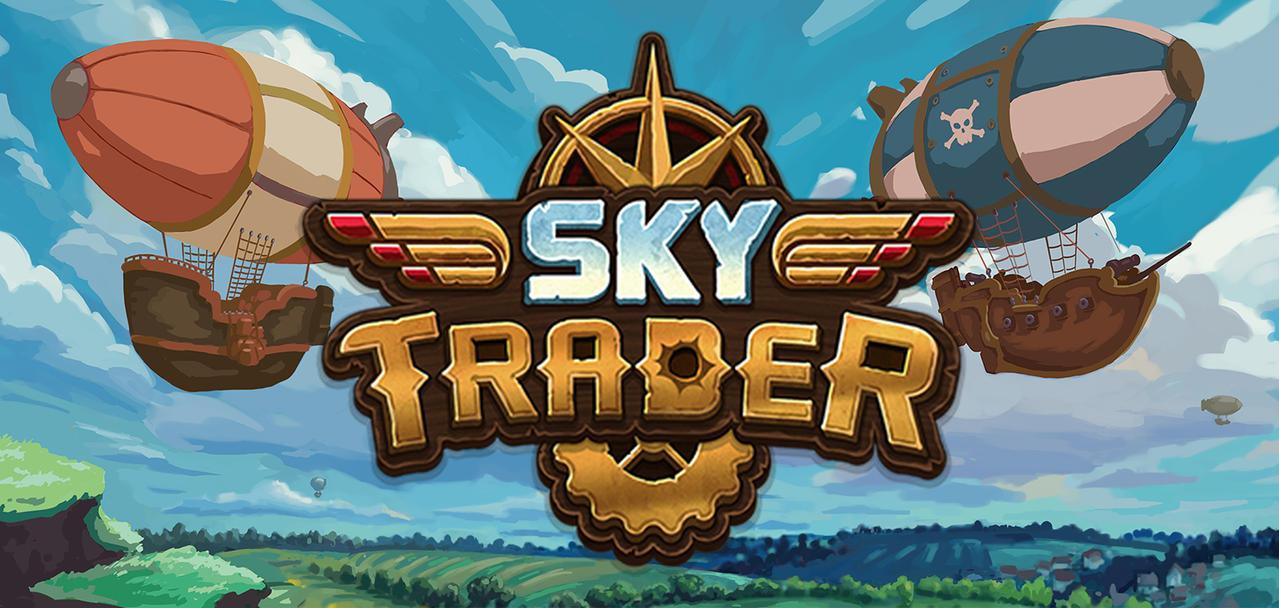 Sky Trader by joeshawcross