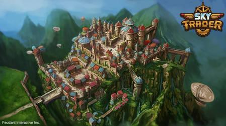 Mountain City by joeshawcross