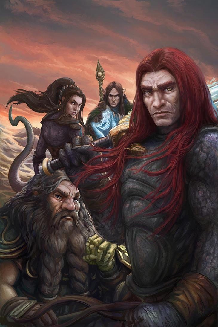 Hour of the Dragon by joeshawcross