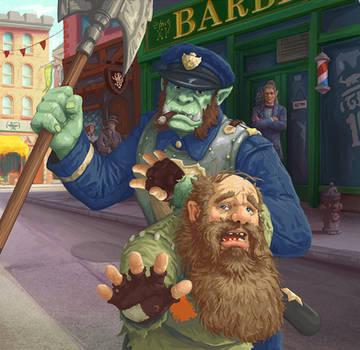 City Guard by joeshawcross
