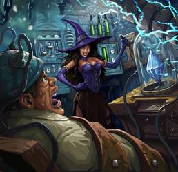 Enchanter by joeshawcross