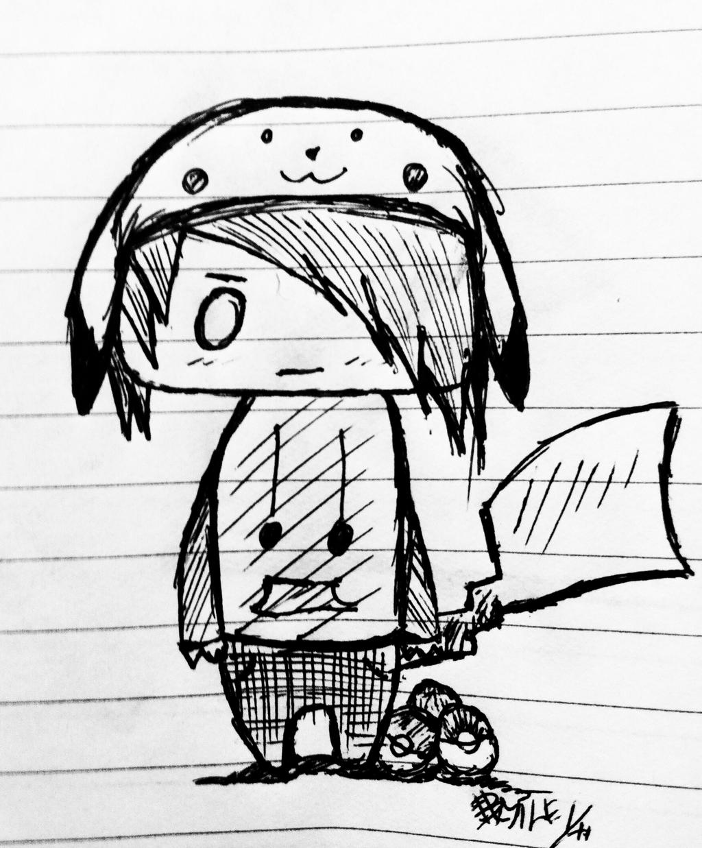 Not Amused by Shinku15