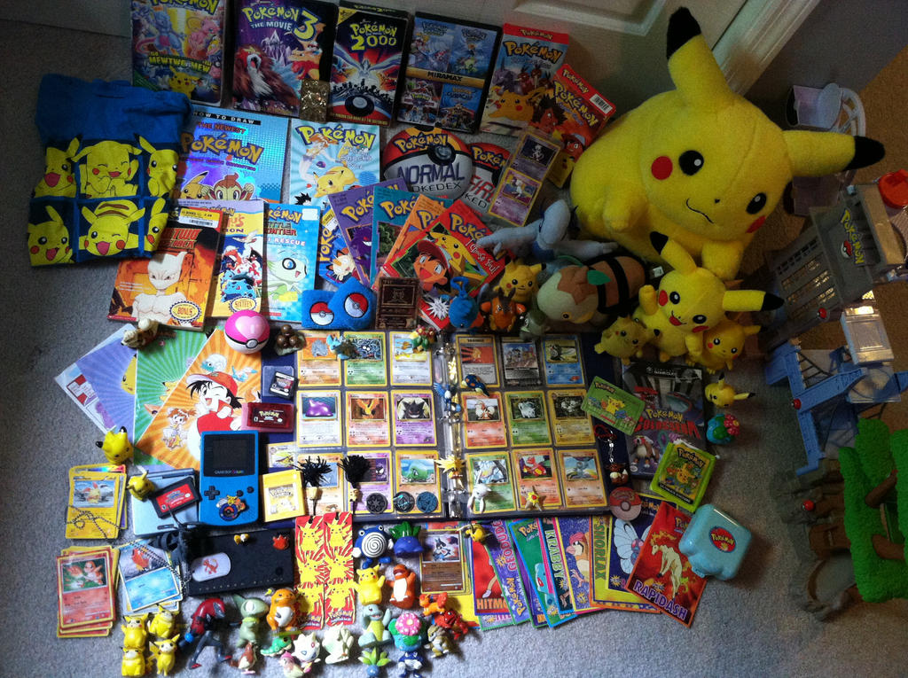 Pokemon Collection By Shinku15 On Deviantart