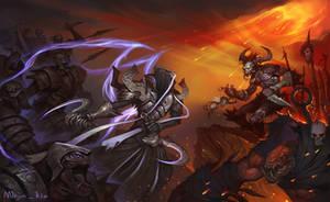 Diablo3 - Reaper of Souls Fan Art by minjun-kim