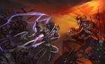 Diablo3 - Reaper of Souls Fan Art
