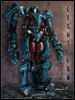 Light Exo Recolor by Pynion