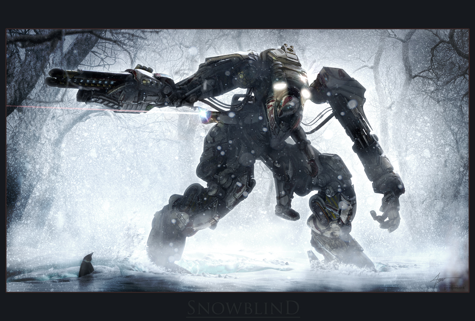 Snowblind - Light Exo Redux by Pynion