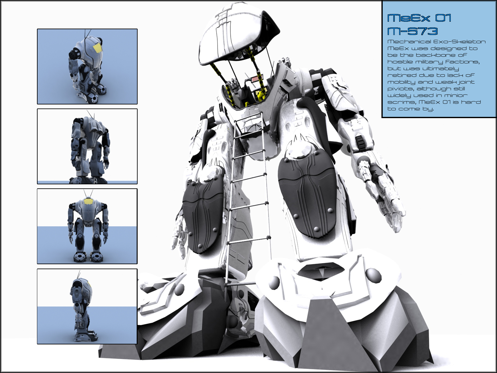 MeEx 01 by Pynion