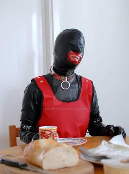 Winter goal 3 - gimp's breakfast?