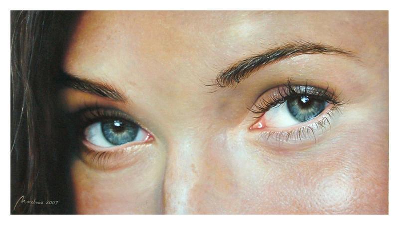 Eyes by marchenart7