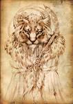 Snow Leopard Shaman