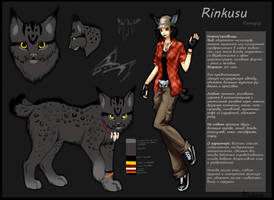 Rinkusu reference sheet by BlackLynxLair