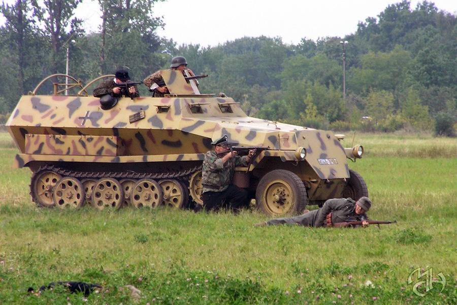 SdKfz-251 by Marqoni