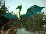 Vyrneryx swamp dragon