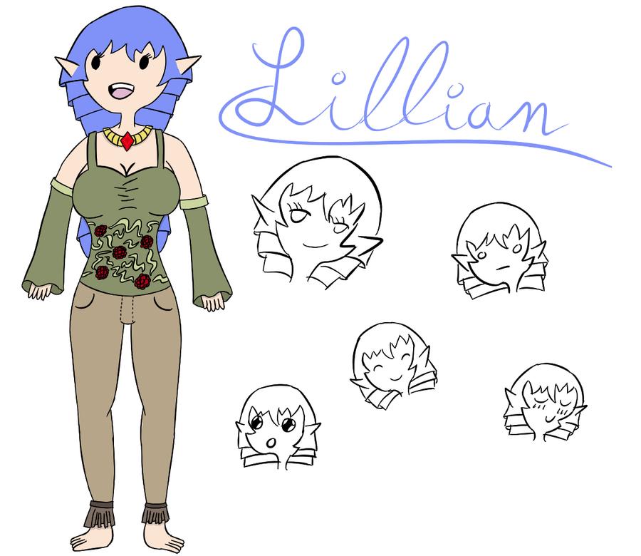 Lillian by TheGreatWarrior