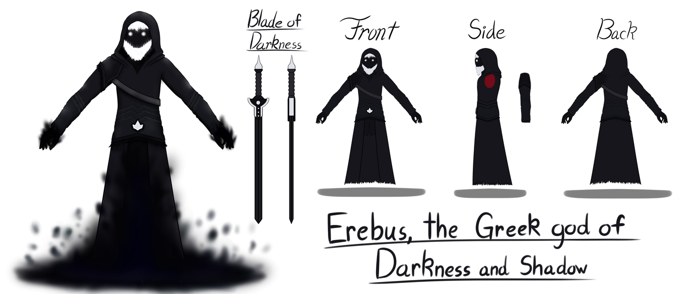erebus god of darkness symbol - photo #6