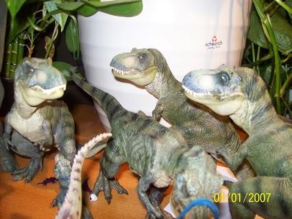 Papo t rex family by 55001 on deviantart for T rex family