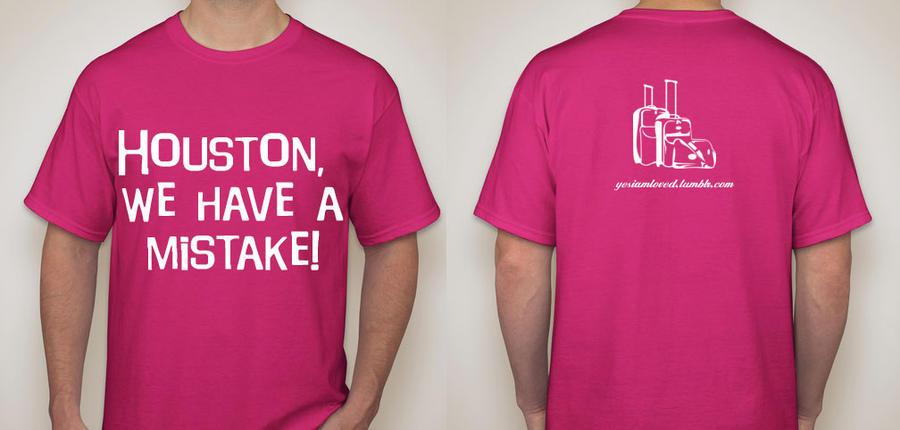 Pink Shirt Design