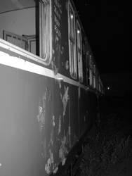 old train by KoVa