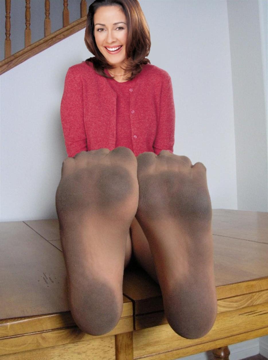 Feet dirty nylon List Of