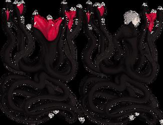 Ludvik demon refs by ProfessionalVillain