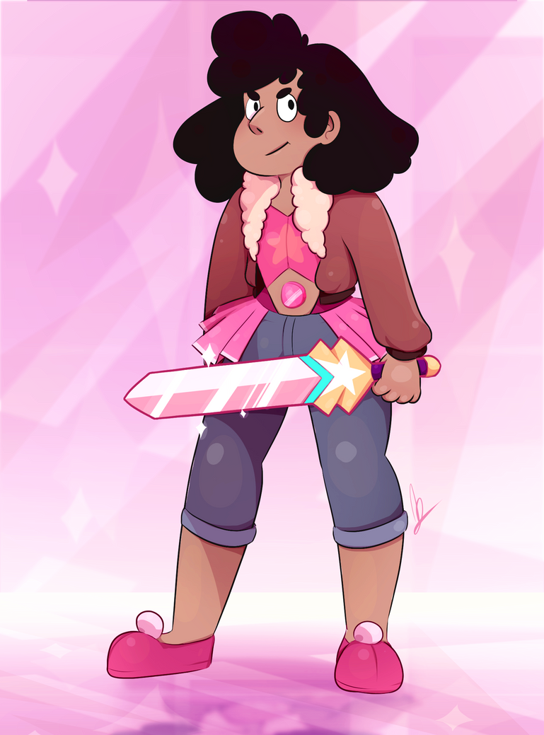 AAAAAAAAAAAAAAAAAAAHHHHH!! So excited about the new episodes coming soon!  Here is my take on what Stevonnie would look like if they formed, based on the released poster! I really hope we get ...