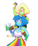 Lapidot's Pride by Wyrielle