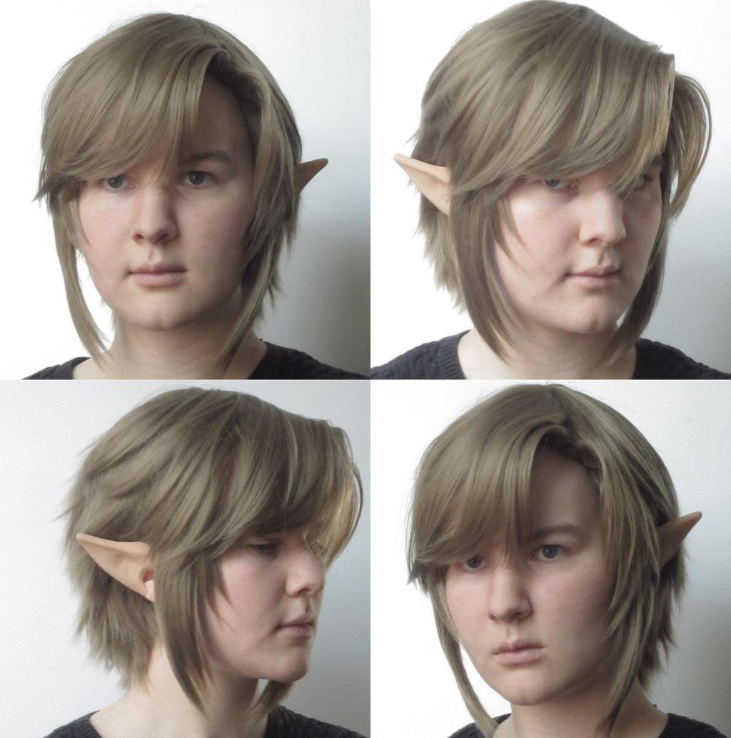 Zelda Link Wig 89