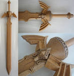 Magic Armor Link WIP - TP Master Sword finished