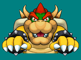 Super P. Peach Bowser-2nd form by Jgcombo
