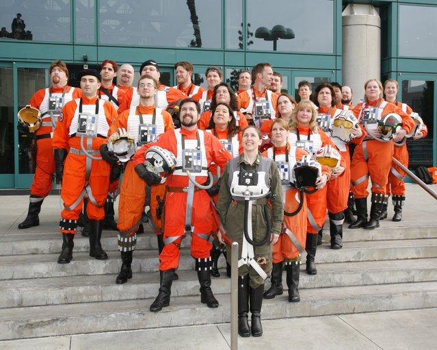 Rebel Legion pilots Cel.IV by locomotiva