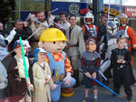 Rebels and Bob the builder in LEGOland