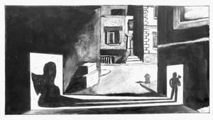 No.11 - backstreet by locomotiva