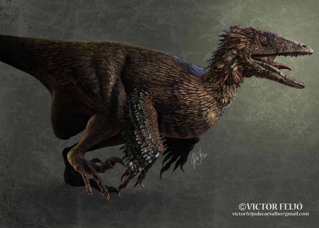 deinonychus sculpture by pheaston - photo #14