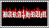 Barathrum Stamp by STONED-HERETIC