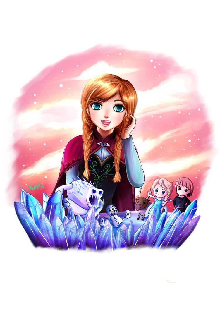 Anna by Chr0n0-X