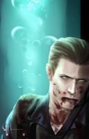 Wesker Reborn RE1 by MadBedlam