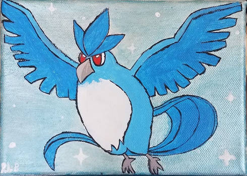 Articuno Painting