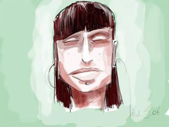 La portrait du passion by uralm