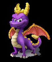 Spyro Smashified by hairydarlington