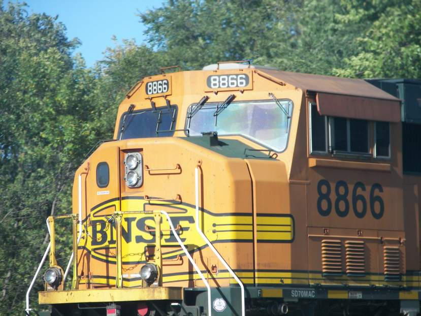 Burlington Northern by Littlelion225