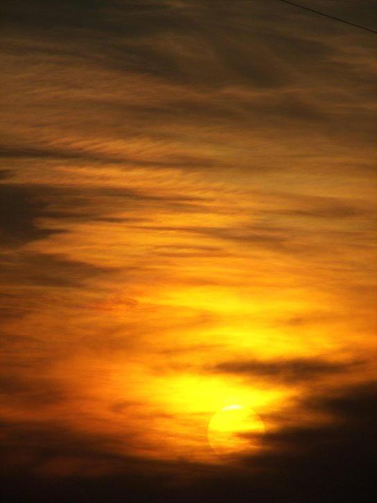 Dakota Sunset by Littlelion225