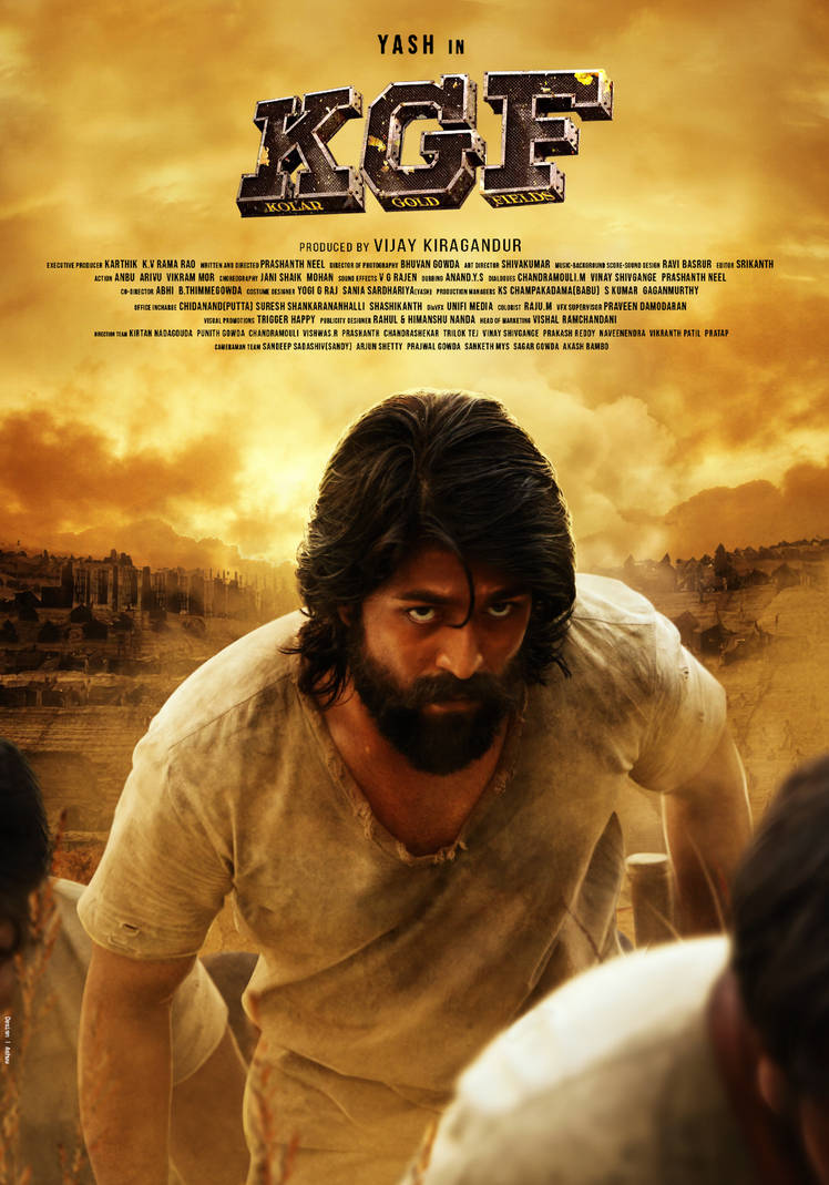 Hd Wallpaper Kgf Movie Posters