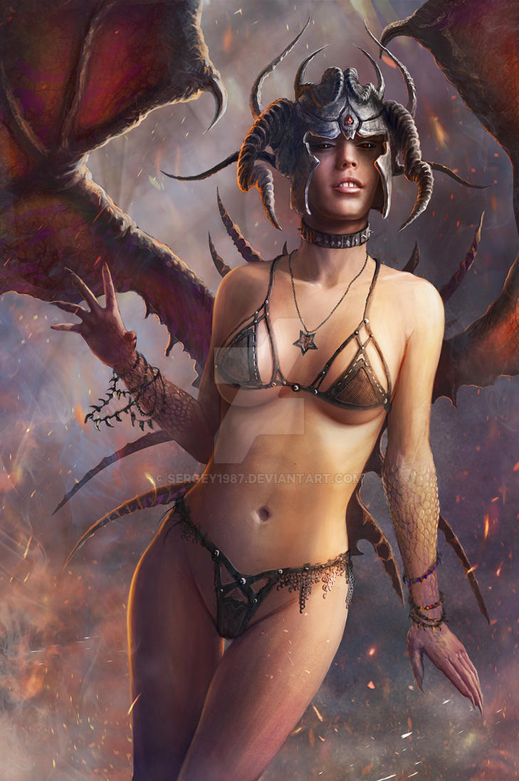succubus by Sergey1987