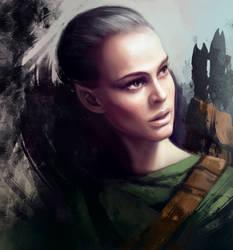 elf girl by Sergey1987